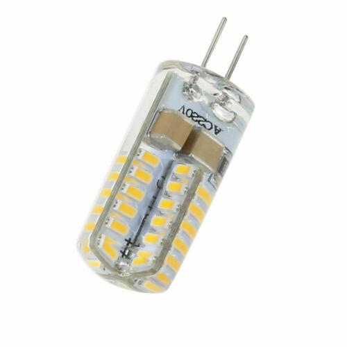 G4 G9 LED Corn Bulb Light 10W 6W 5W 3014 SMD Silicone Crystal White Lamp RD20