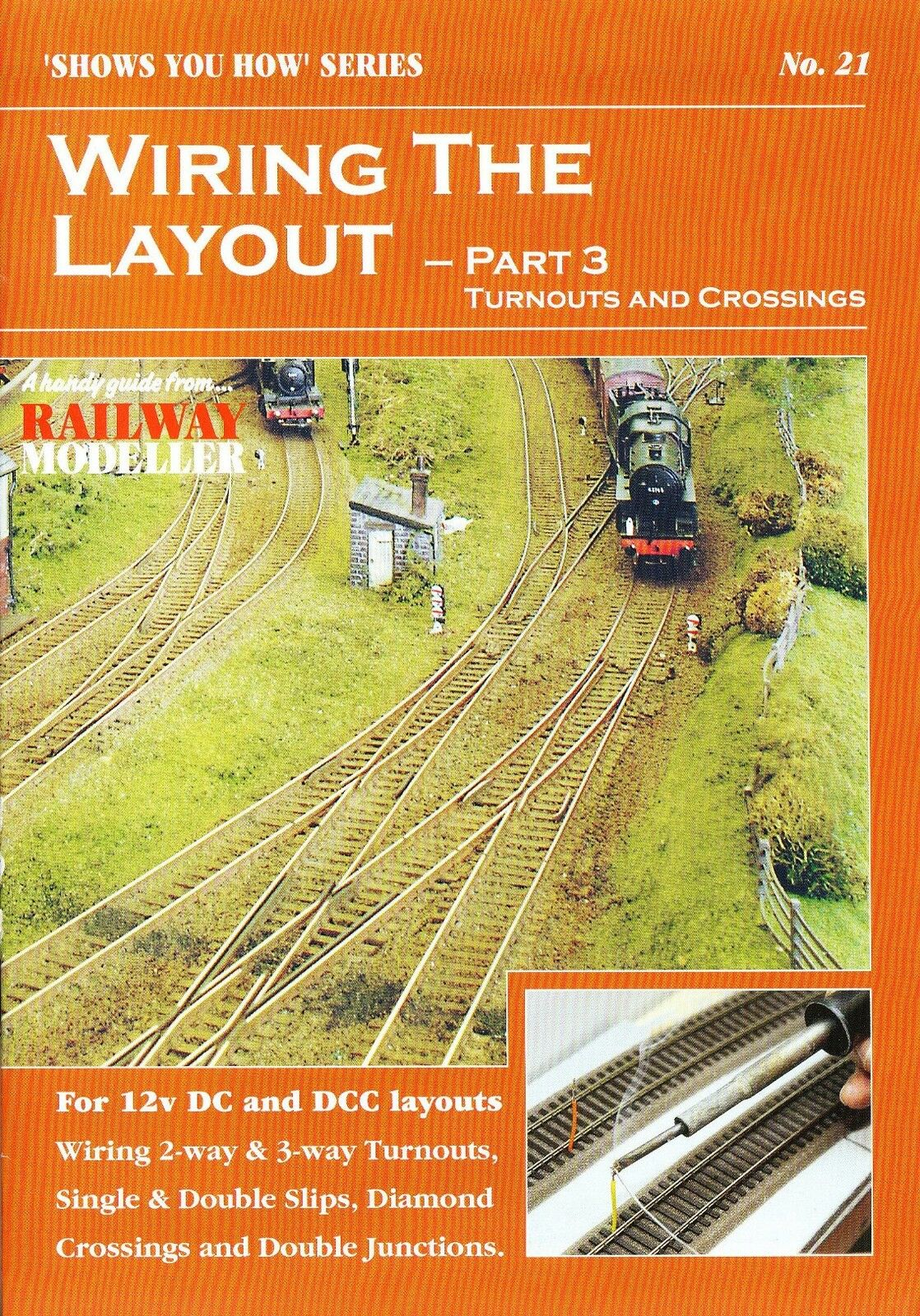 Peco Syh 21 The Railway Modeller Book Wiring Layout Part 3 16 Pg Model Railroad Track Norton Secured Powered By Verisign