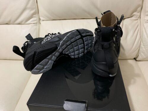 X Nike 2018 Acronyme Presto Noir Uk 5 Gris 5 Taille Cool Nouvelle Frqr57wt1O