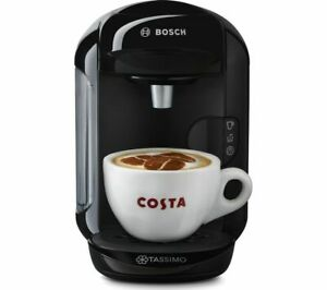 TASSIMO by Bosch Vivy2 TAS1402GB Hot Drinks Machine - Black - Currys