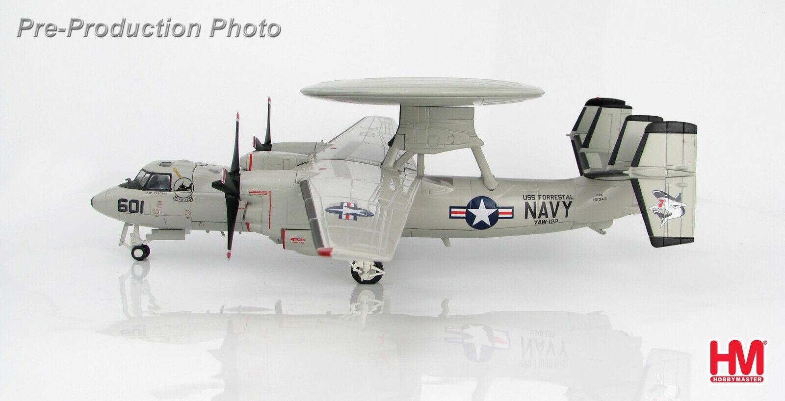 Hobby Master HA4810 - 1 72 Northrop Grumman E-2C Hawkeye 161343, VAW-122