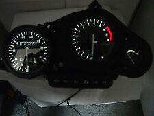WHITE CBR900rr 92 -97  led dash clock conversion kit lightenUPgrade