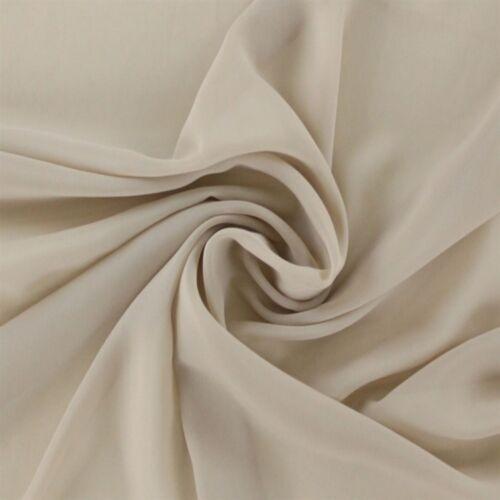 Chiffon chemisier tunique cape en 60 Couleurs également pour robe de soirée//tenues de soirée NOUVEAU
