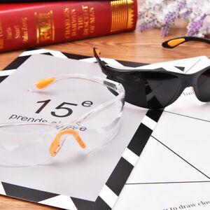 Eye-Protection-Protective-Safety-Riding-Goggles-Glasses-Work-Lab-Dental-FT