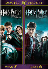 Harry Potter Double Feature: Harry Potter and the Order of the Phoenix /Harry Po