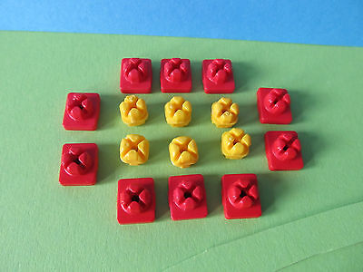 Playmobil Fackel Wand Halter schwarz Römer 3151 6002 5837 3112 3268 3269 6001
