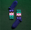 Men-Women-Cotton-Stance-Socks-Combed-Colorful-Socks-Casual-Dress-Socks miniature 18