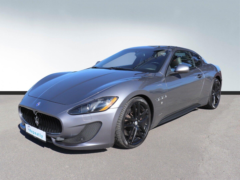 Maserati GranTurismo - Sport aut.