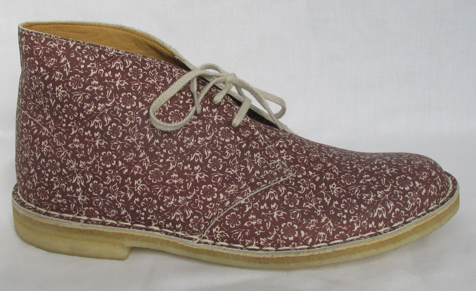 Clarks Original rrp89.99 Damen Wüstenstiefel Rose Hip rrp89.99 Original UK 3.5/3 1e810f