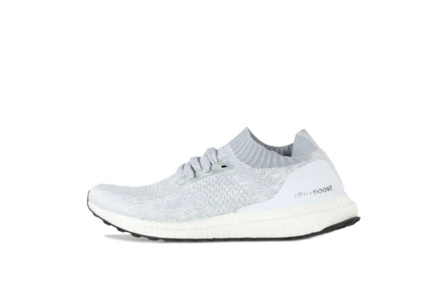 newest collection e1bca aaa01 New ADIDAS ULTRA BOOST 4.0 Uncaged Mens Running Shoes DA9157 White Tint