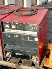 Lincoln Electric Idealarc Dc Multiprocess Welder Power Source Dc 600 Dc600 2