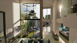 Lujosa casa en venta en Cumbres de Juárez