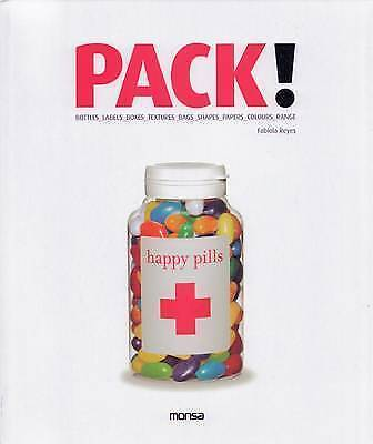 Pack!: Bottles, Labels, Boxes, Textures, Bags, Shapes, Papers, Colors (English