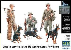 Patroling-Cani-in-Servizio-The-1-3-5-US-Marine-Corps-Ww-II-Masterbox-MAS35155