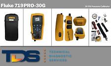 Used Fluke 719pro 30g Electric Pressure Calibrator Includes Nist Calibration