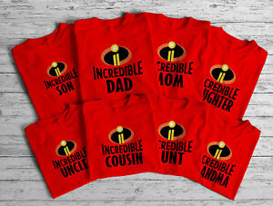The-Incredible-Family-Matching-T-Shirts-Funny-T-Shirts-for-families-couples