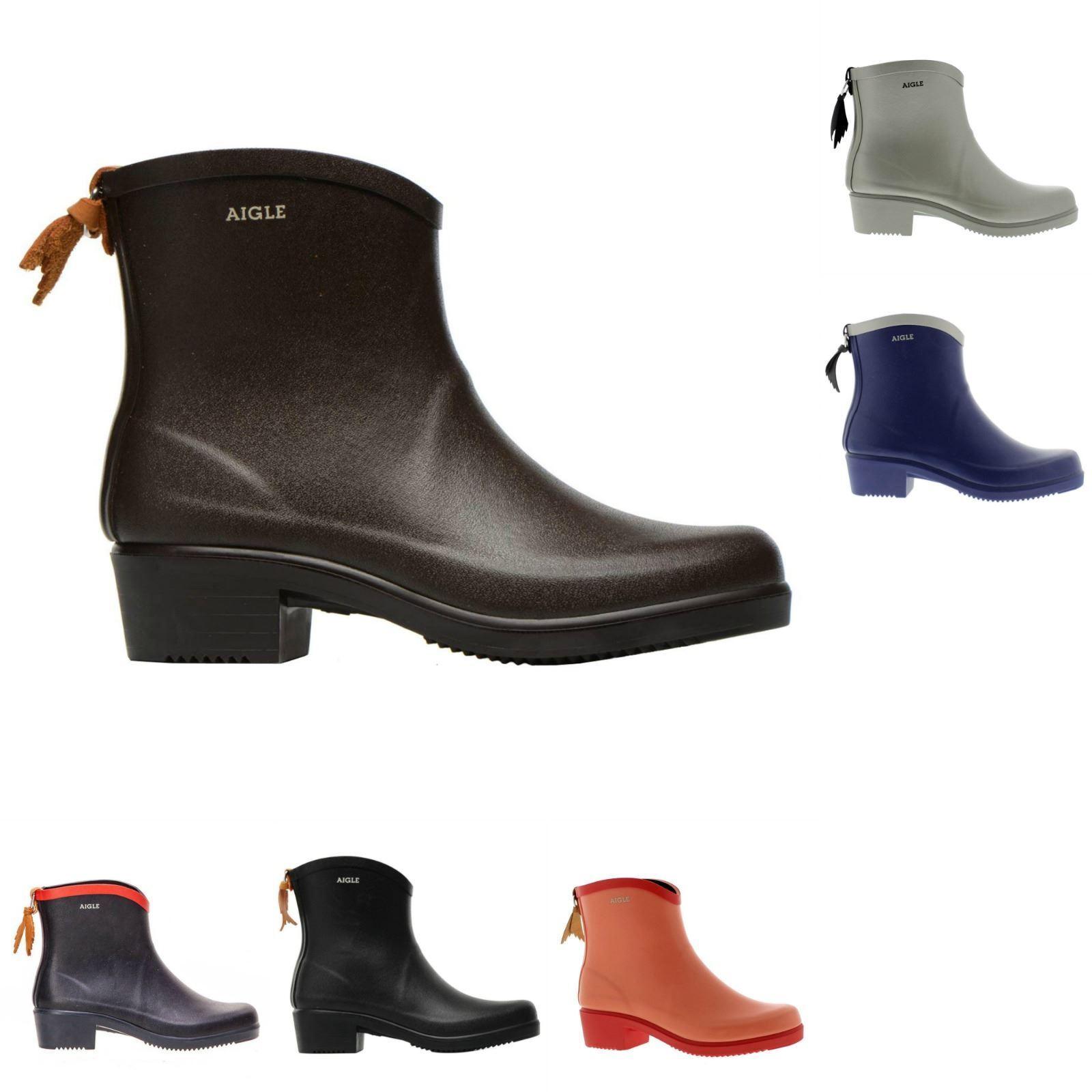 Aigle Miss Juliette Bottillon Womens Boots