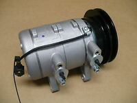 A/c Compresor Fits: 1998-2004 Frontier, 2000-2004 Xterra (2.4l)