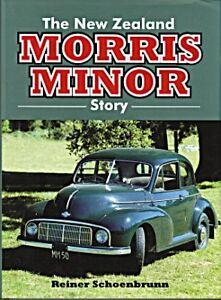 The New Zealand Morris Minor Story Dominion Motors Saloon Van Traveller Ebay