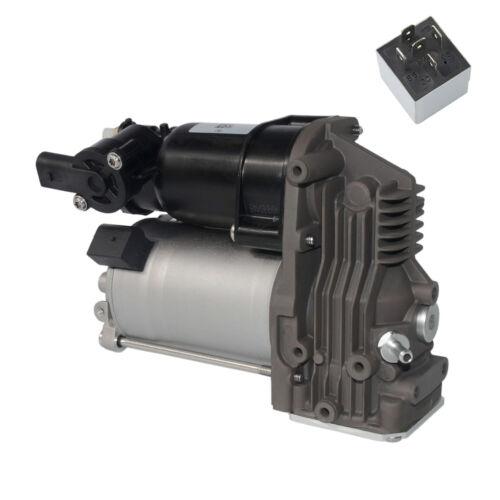 Luftfederung Kompressor W//Relais Für BMW 5er Touring E61 530d 2007//01-2010//12