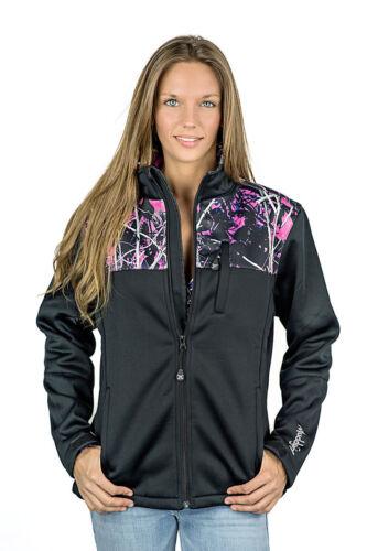 Jacket Muddy Softshell Girl Shoulder Protek 6HYqC5
