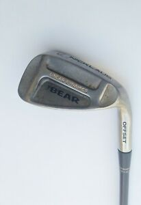 Nicklaus-Bear-Pitching-Wedge-Offset-Carbon-Graphite-Shaft-RH-34-3-4-034-3-4