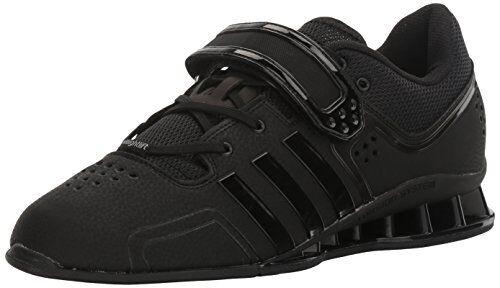 adidas adidas adidas weightlift adipower cross - trainer les chaussures, noir / nuit metallic / argent 863ada