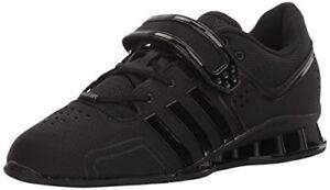 adidas Men's Adipower Weightlift Cross Trainer Shoes, BlackNight 16 M