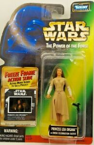 STAR WARS FIGURECOLLECTION 1 THE POWER OF THE FORCE PRINCESS LEIA ORGANA.