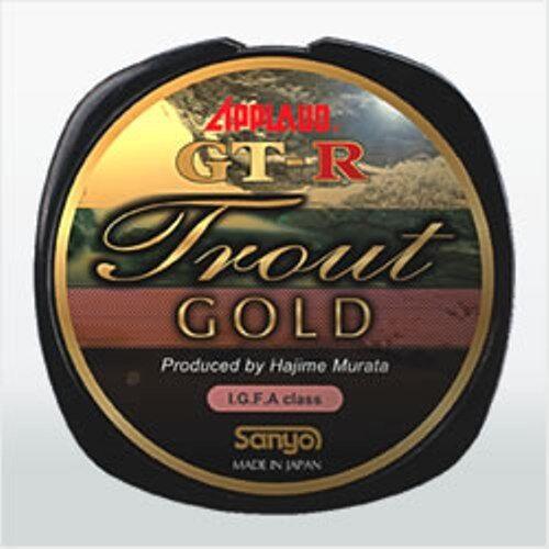 SANYO APPLAUD GT-R TROUT gold 300m Nylon Line Champagne gold   fashion