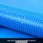 400-Micron-Solar-Swimming-Pool-Cover-Blanket-10-48M-x-4-2M-Roller-Wheel-Blue thumbnail 2