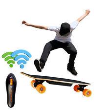 Wireless Remote Control Four Wheels Electric Skateboard Longboard Skate