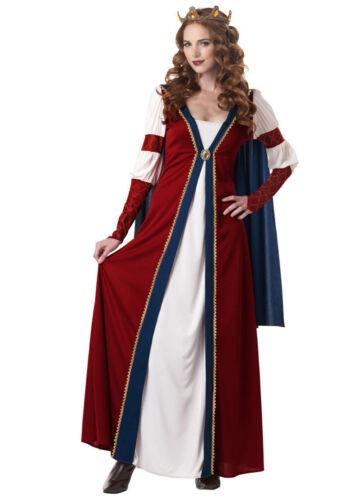 Renaissance Medieval Queen Adult Costume