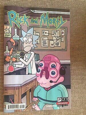 Rick and Morty #52 Oni Press VF//NM Comics Book