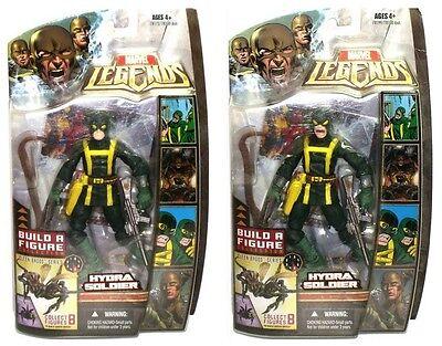 Marvel Legends Brood Queen Hydra Soldier Sealed