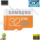 Samsung 32GB micro SD SDXC class 10 memory card microSDXC Tablet PC Smartphone