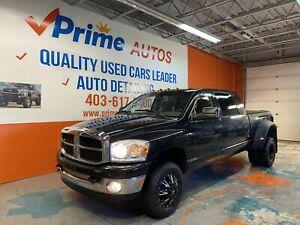 2008 Dodge Ram 3500 MEGA CAB DUALLY