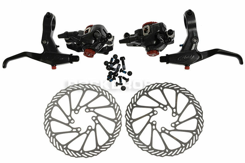 AVID BB7 Bike Cycling Front and Rear Caliper & 160mm G3 redor & FR7 Lever