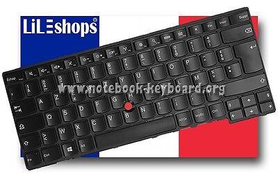 AZERTY Français Clavier pour IBM Lenovo ThinkPad T431s T440