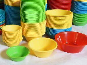 Puto Pichi Pichi Rice Cake Kutsinta Plastic Molds Steaming Cups