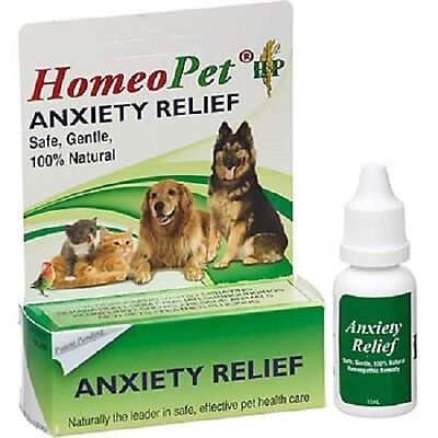 Homeopet Anxiety Relief 15ml. Premium Service. Fast ...