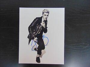 034-Boyfriend-034-Justin-Bieber-Hand-Signed-8X10-Color-Photo-Todd-Mueller-COA