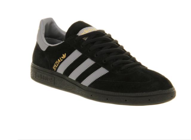 Size 11 - adidas Spezial Black - g63226