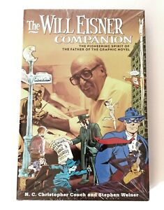 THE-WILL-EISNER-COMPANION-NEW-Factory-Sealed-DC-Hardcover-The-Spirit-NM-M