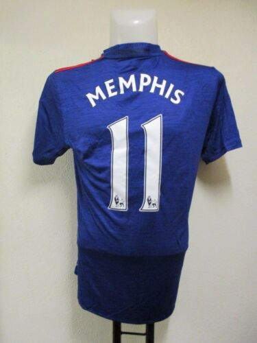 MANCHESTER UNITED 201617 SS AWAY SHIRT MEMPHIS 11 BY ADIDAS ADULT MEDIUM