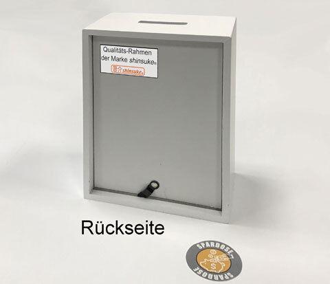 Tirelire-Cayman Islands-Travel Fund-Money Box-Shinsuke ® 13x18 cm