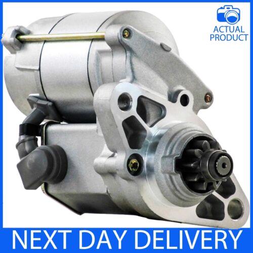Fits Toyota Landcruiser 4.5 VX Petrol 1FZ-FE /& LEXUS LX450 New Starter Motor