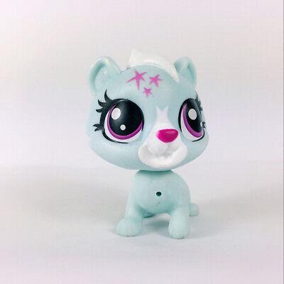 Littlest Pet Shop Pawza Hotel Snowflake Pawson #4019 Animal Figure Doll Toys