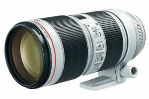 Brand New Canon EF 70-200mm f/2.8L IS III USM Lens