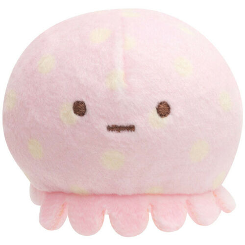 Sumikko Gurashi Jellyfish mini Tenori Plush Doll Collection San-X Japan
